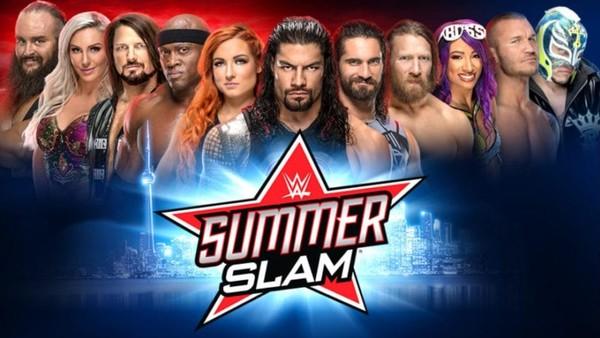 WWE SummerSlam 2019: Batallas y Ganadores