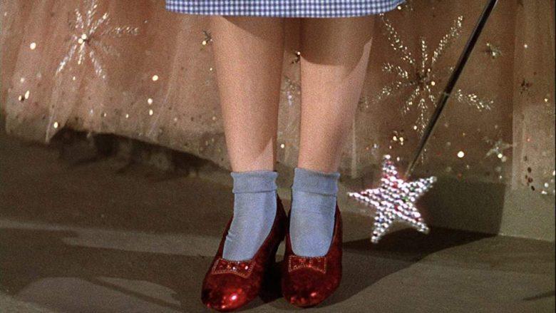 """¿Cómo encontrar la sorpresa de las zapatillas de rubí """"Wizard of Oz"""" de Google Secret?"""