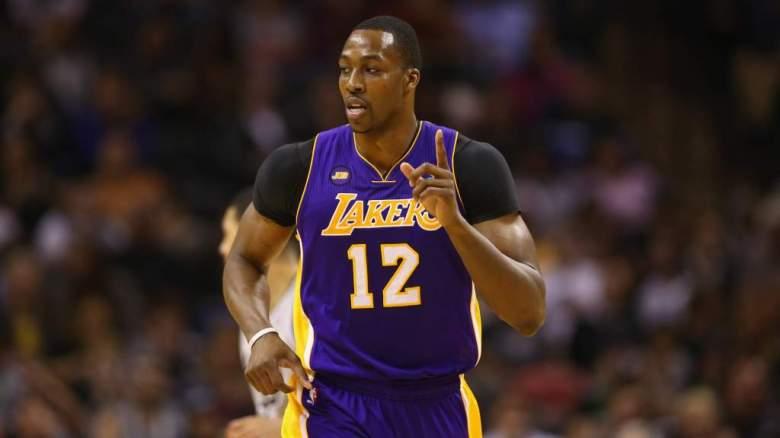 Dwight Howard: ¿Qué está negociando con los Lakers?
