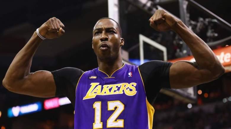 Dwight Howard:¿Qué espera para firmar con los Lakers?