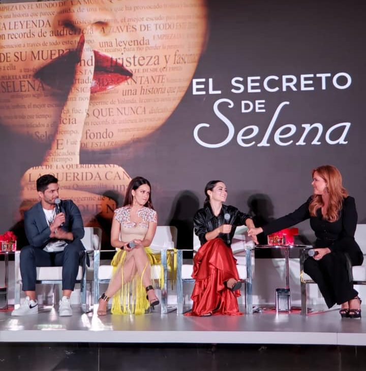 Serie-El Secreto de Selena: 5 datos, Historia, elenco, personajes,Selena Quintanilla