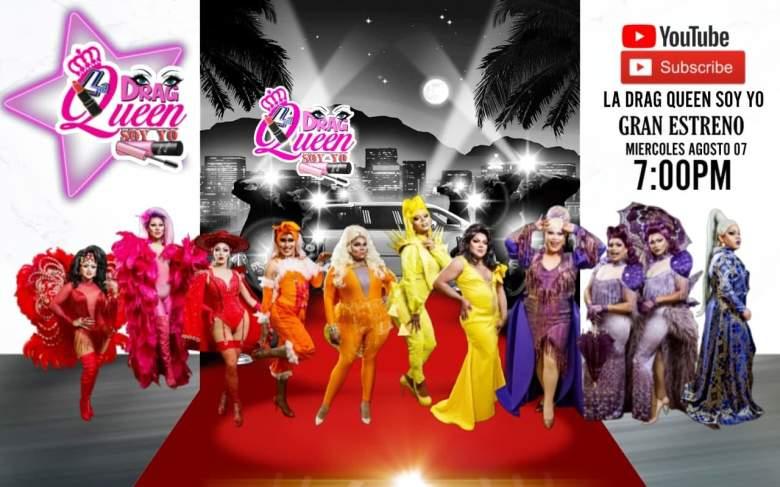 """El reality """"La Drag Queen Soy Yo"""" a punto de estrenar"""