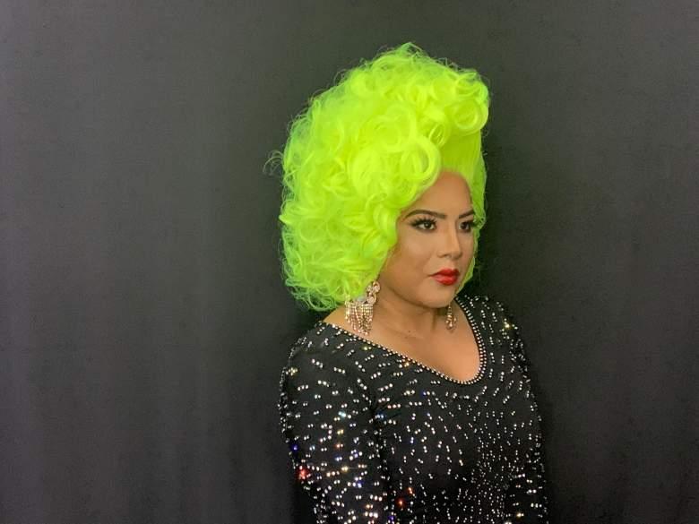 Gaby Aisha Martínez Cabrera, productora de la Drag Queen soy yo