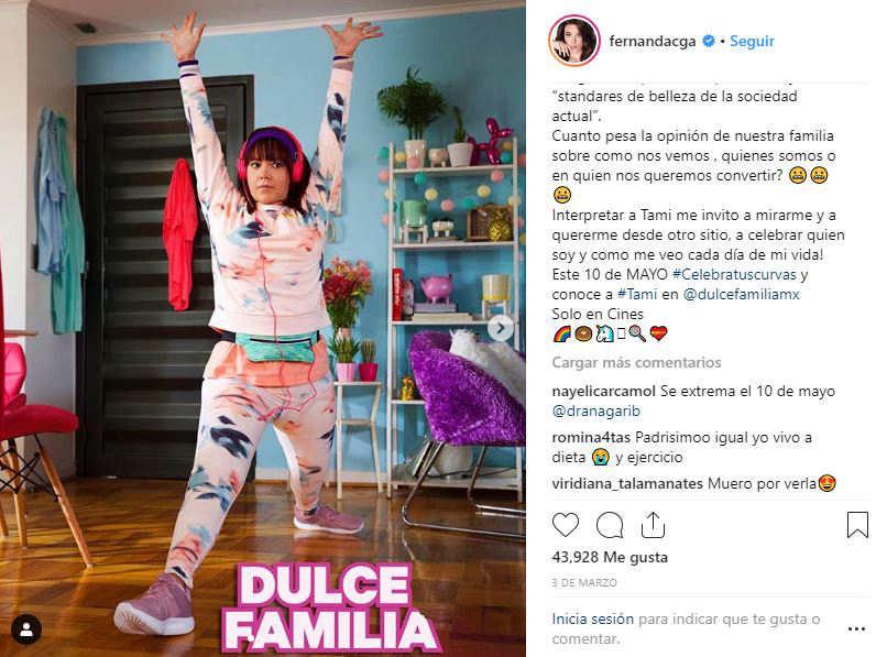 Fernanda Castillo: Cómo bajó 25 libras [FOTOS-VIDEOS]