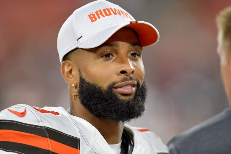¿Odell Beckham Jr. de Los Browns de Cleaveland está lesionado o no?