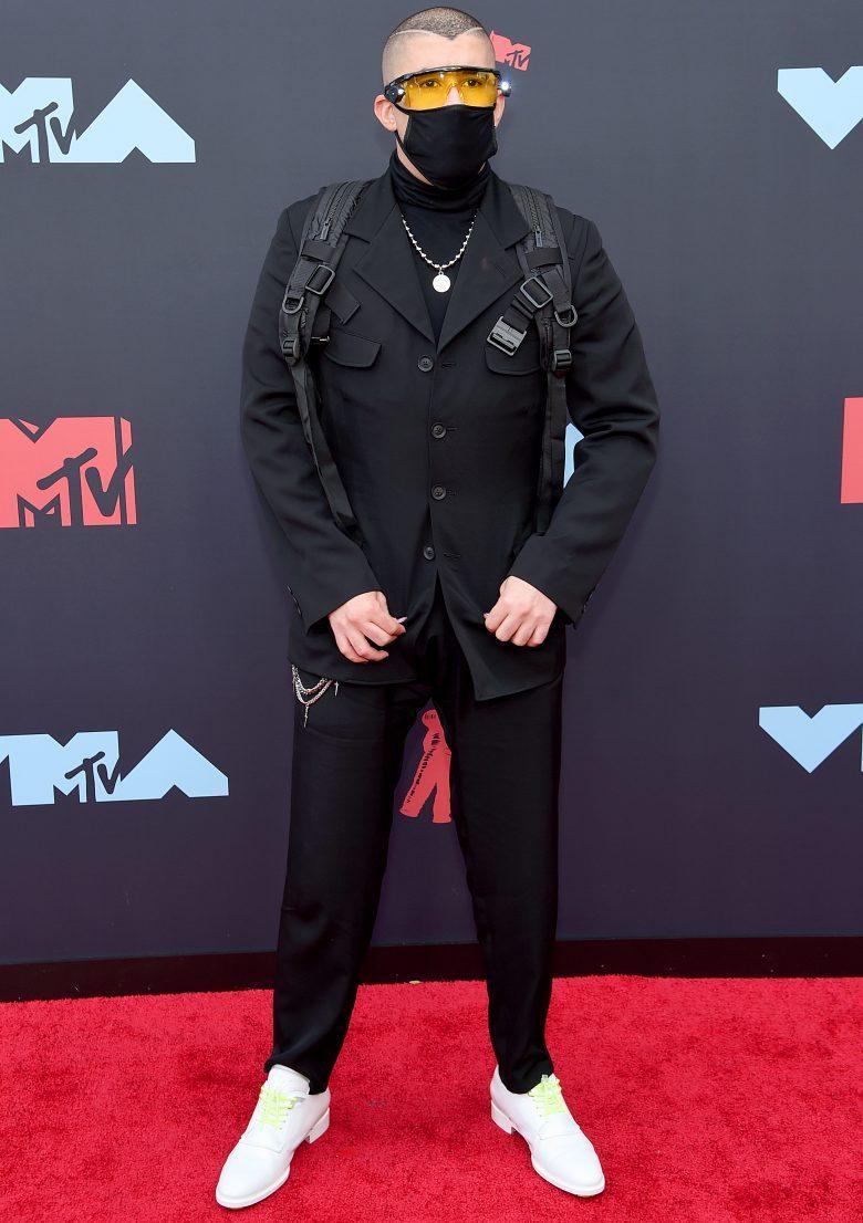 MTV Videos Music Awards 2019:Los peores looks Alfombra [FOTOS], BAd Bunny