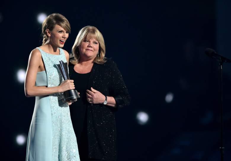 ¿Quién es la mamá de Taylor Swift?