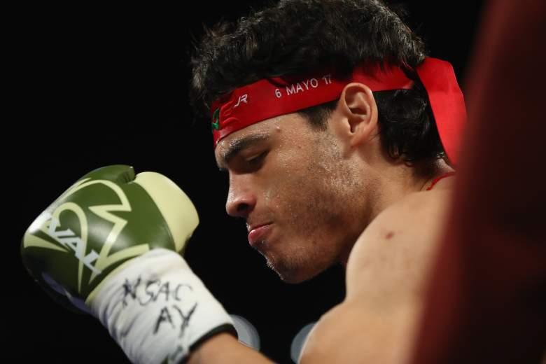 Así fue la pelea en la que Julio César Chávez Jr. ganó en solo 1 minuto