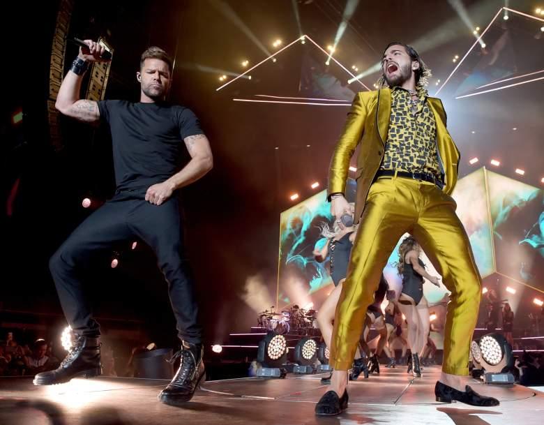Ricky Martin y Maluma nos dan una probadita juntos: ¿qué hicieron esta vez?