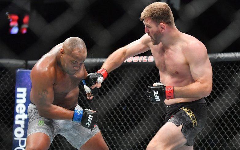 UFC 241 2019-Cormier vs. Daniel Stipe Miocic: ¿Quién ganó?