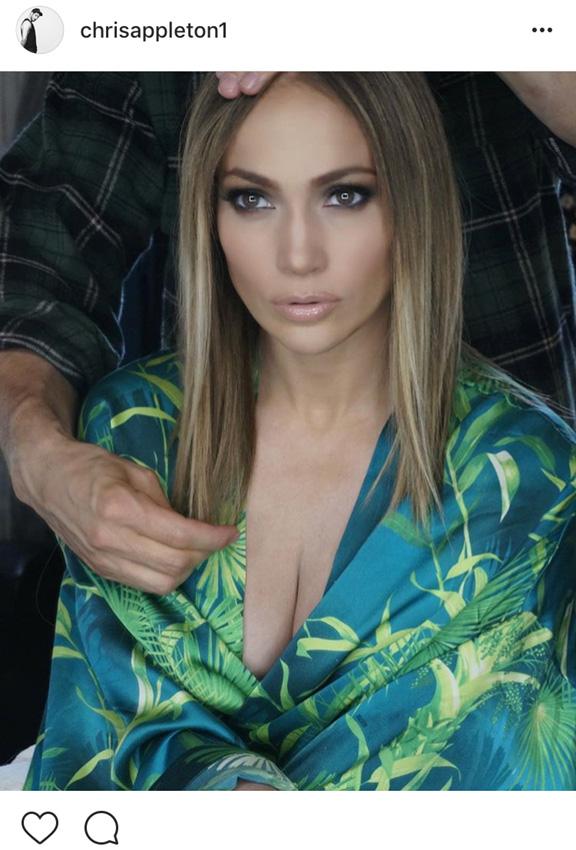 VER: El cambio de look de Jennifer López, JLO