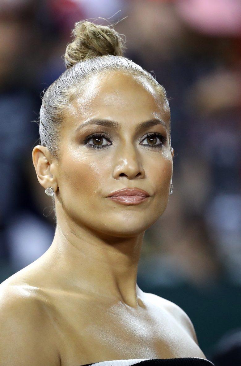 VER: El cambio de look de Jennifer López