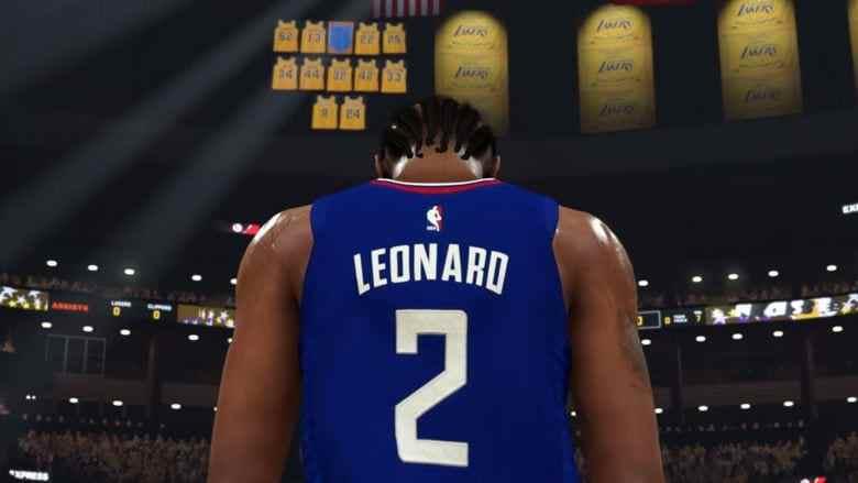 Descubre cómo se ven Anthony Davis, Zion, Kawhi, Kyrie y muchos más en NBA 2K20.