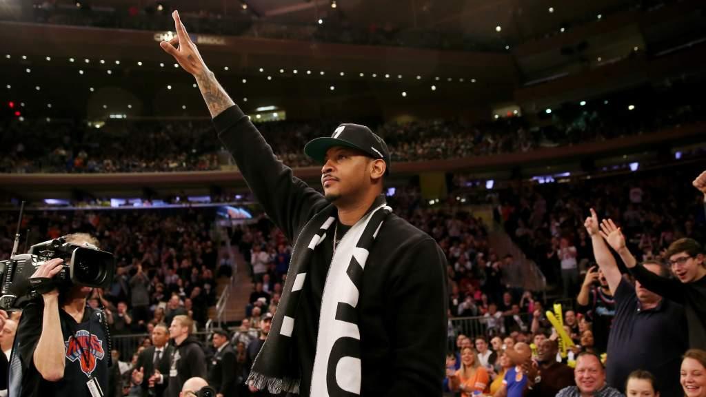 ¿Carmelo Anthony se unirá a Nets y reemplazará a Kevin Durant?