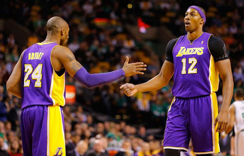 Los Lakers: ¿Están listos para firmar a Dwight Howard?