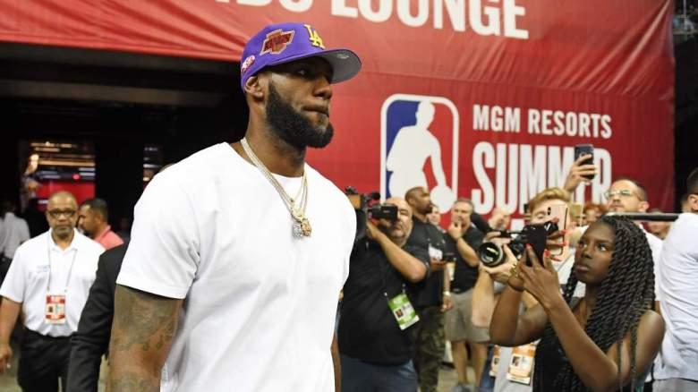 """LeBron James: ¿Cómo consiguió el título de """"Jugador Favorito"""" de la NBA?"""