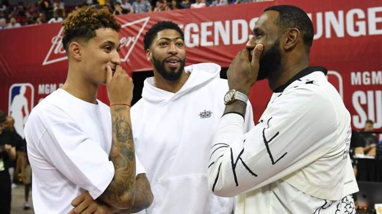 NBA:¿Cómo será la alineación de los Lakers en 2019-2020?