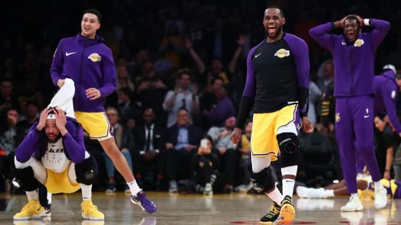 Calendario de los Lakers: L.A listo para liderar las transmisiones nacionales