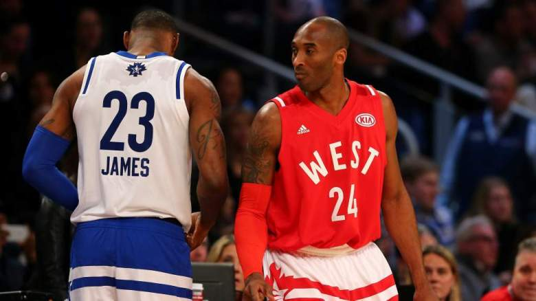 LeBron James y Kobe Bryant: ¿Por qué están en la lista de la NBA All-Decade?