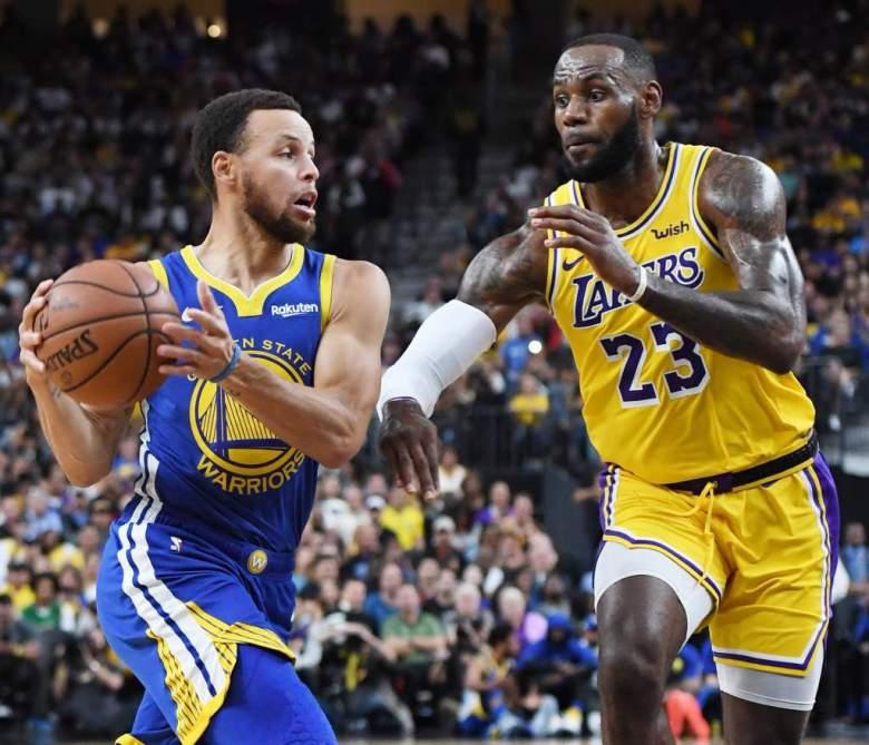 Ex Campeón de la NBA predice que Lakers y Warriors se pelearán la final, Mychal Thompson: