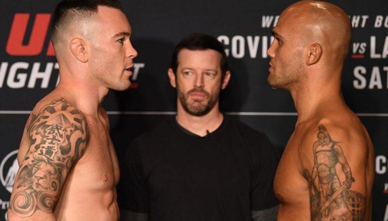 Robbie Lawler vs. Colby Covington:¿Quién ganó la pelea?