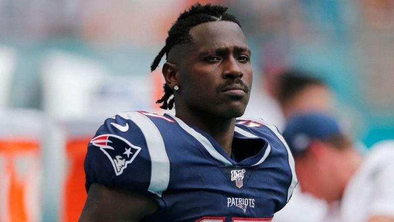 Los Patriots despidieron a Antonio Brown: Así reaccionó el receptor
