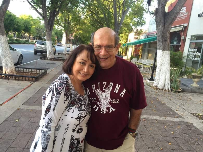 Muere esposo de La Chilindrina: ¿De qué murió Gabriel Fernández?