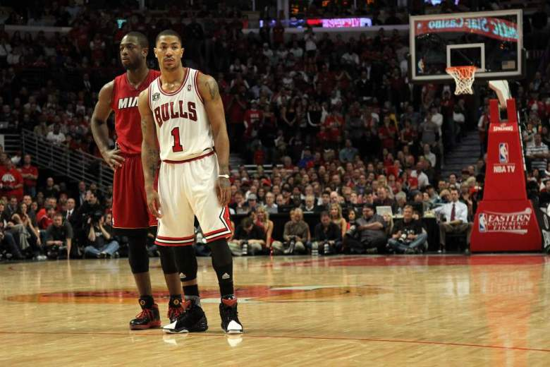 Derrick Rose:¿Qué le espera en la NBA según Dwyane Wade?