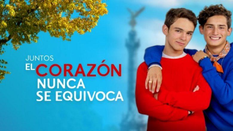 """¿Por qué Univisión cortó """"El Corazón Nunca se Equivoca""""?serie gay, #Aristemo"""