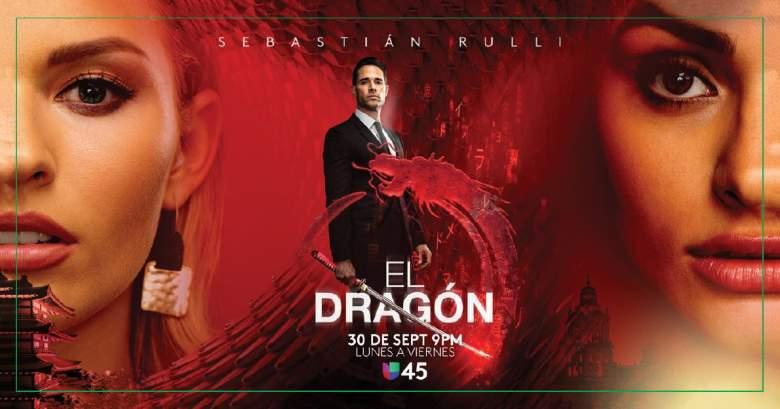 """Serie """"El Dragón"""":¿A qué hora empieza hoy? ¿Qué Canal?"""