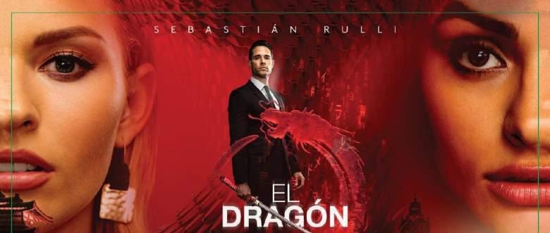 """""""El Dragón"""" estrena en septiembre: Hora y Canal, Sebastián Rulli,"""