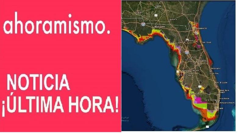 Florida-Huracán Dorián: Zonas de evacuación, mapas y rutas