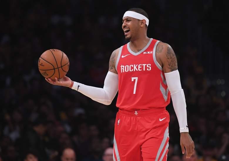 ¿Cuál será el futuro de Carmelo Anthony en la NBA: jugará o no?