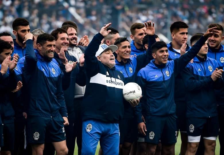 Maradona causa euforia en su fanaticada: ¿qué hizo esta vez el exfutbolista?