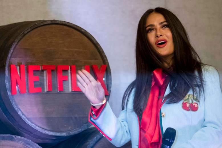 El cambio de look de Salma Hayek: ¿por qué ese pelo?