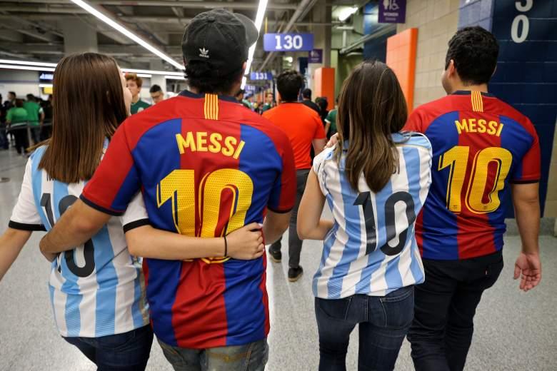 ¿Quién ganó el amistoso entre Argentina y México?