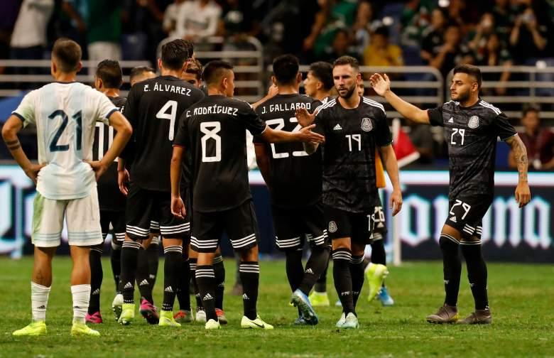 Escándalo en selección mexicana: ¿se fueron de fiesta antes del partido con Argentina?