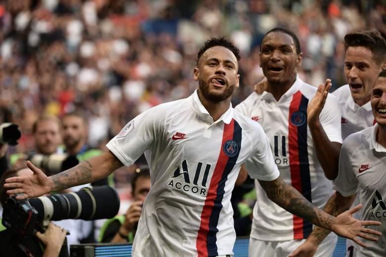 ¿Cuántos goles ha hecho Neymar?