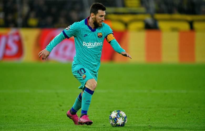 ¿Messi se retira del fútbol?