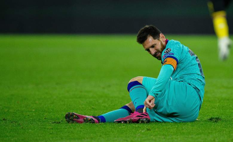 ¿Cómo le fue a Messi en su regreso al Barcelona?