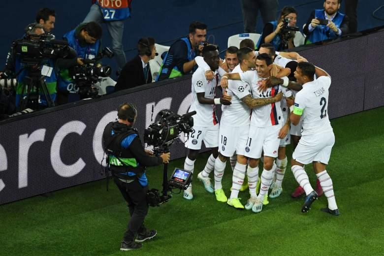 ¿Quién hizo los goles entre Real Madrid y el PSG?