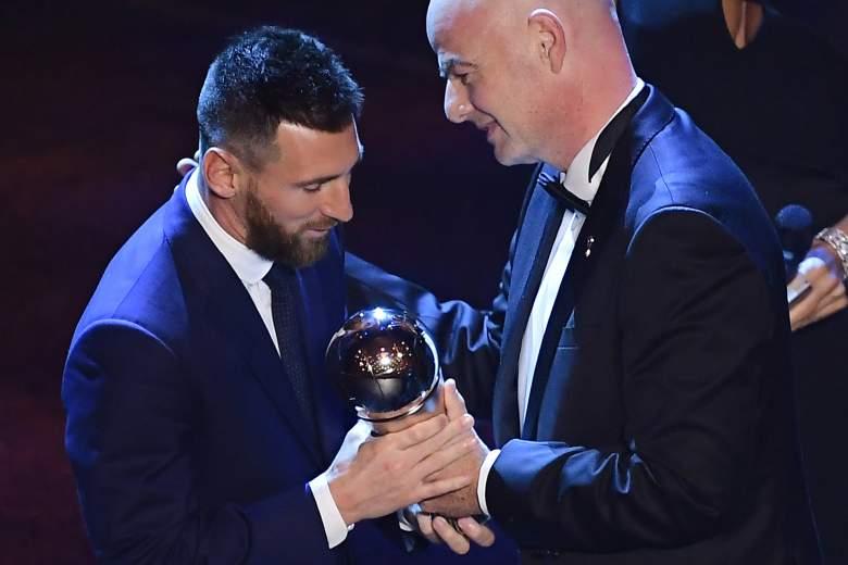 Messi gana lo que nunca había ganado