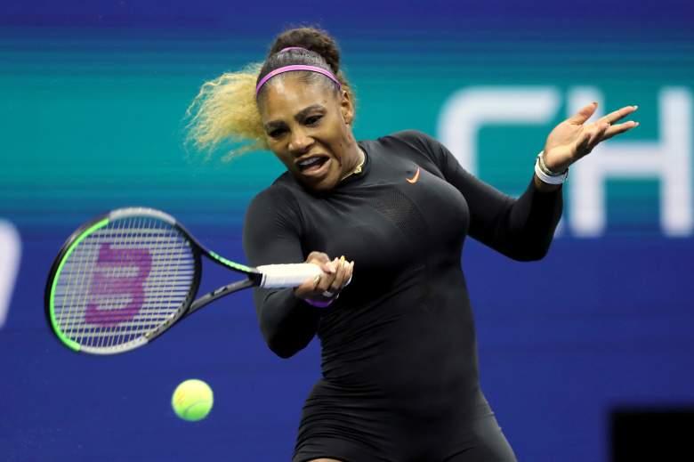 ¿ Serena Williams avanzó a semifinales en el US Open 2019?