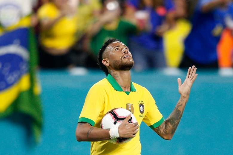 Neymar regresó a las canchas: ¿hizo gol?