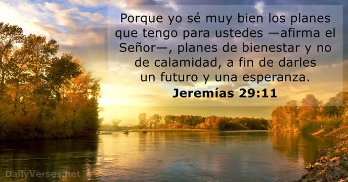 09/11 2019: Versículos de la Biblia para compartir, Dios,