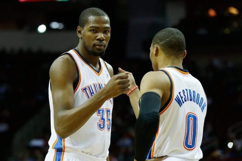 """Kevin Durant: ¿Por qué dice que el Thunder es """"falso""""?"""