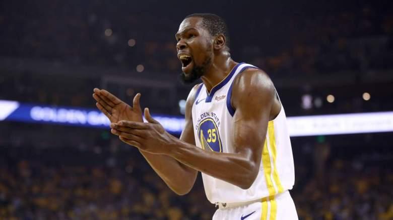 Kevin Durant:¿Qué lo hace tan especial en la NBA 2019-20?