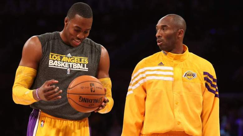 Kobe Bryant: ¿Qué piensa sobre Dwight Howard en Lakers?, NBA,