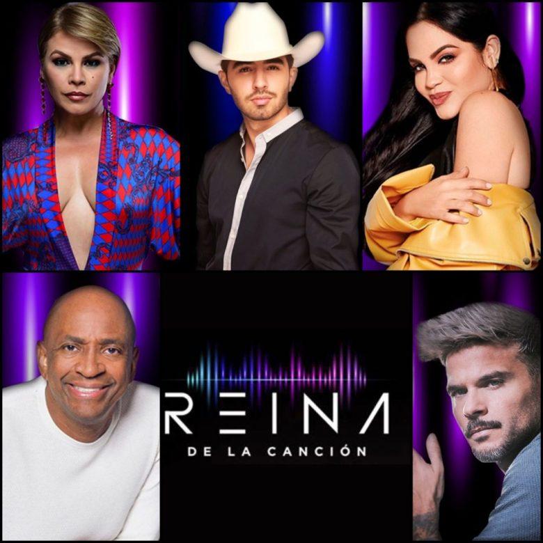 """""""Reina de la Canción 2019"""": ¿Quiénes son lo jueces?, Olga Tañón, Natti Natasha, Joss Favela,"""