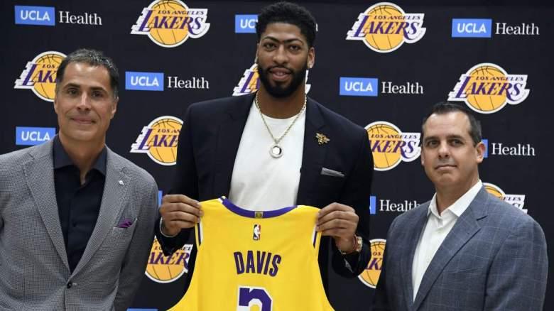Los Angeles Lakers: ¿Está mejor respaldado con Anthony Davis?NBA